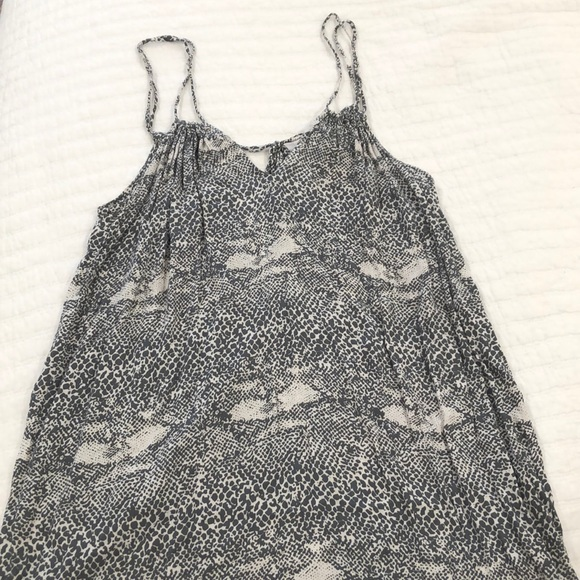 acacia swimwear Other - Acacia cotton cover up snake P. Worn a few times